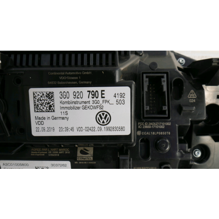 Volkswagen Virtuelles Cockpit VW Passat B8 Tiguan Arteon Touareg LCD Digital 0 KM