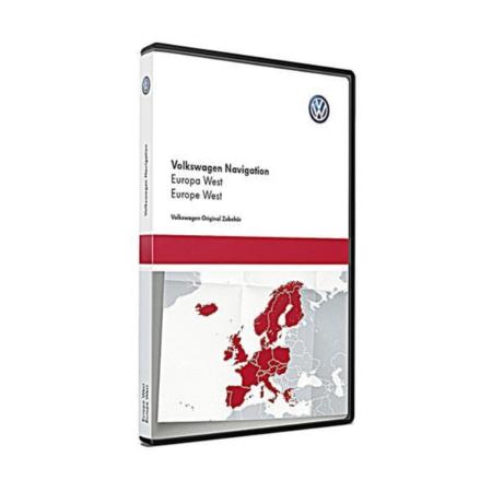 VW Navigation Update 2020, Western Europe V12 3AA051866BE