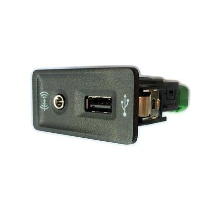 VUSB - AUX-aansluitkabel voor MIB-radio's en navigatie MQB en PQ