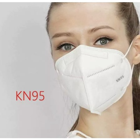 Mouth masks FFP2 WHITE - Mouth masks with elastic - Mouth masks with filter - Mouth masks - Disposable mouth masks - Mouth masks
