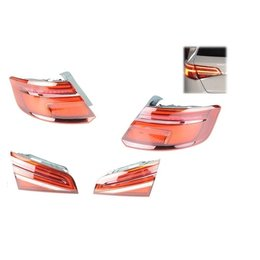 Audi AUDI A3 8V Facelift  halogen on facelift LED taillights Sportback dynamic turn signal retrofit package - Copy