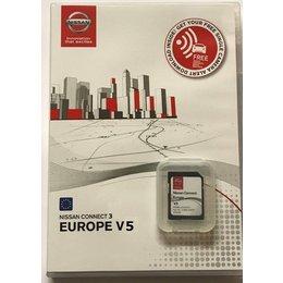 Here Kartenaktualisierung 2020 Nissan Connect 3 Navigation V5 T1000-27784