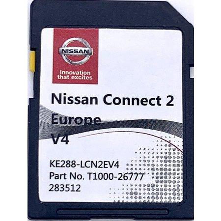 Here Map update 2020 2021 Nissan Connect 2 V5 Navigation