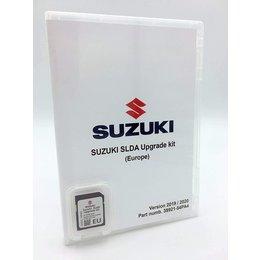 Here Map update 2019-2020 SD Card - SUZUKI Navigation