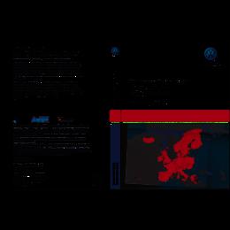 Here Navigationsupdate 2020, Westeuropa V12 Art.-Nr. 3AA051866BE