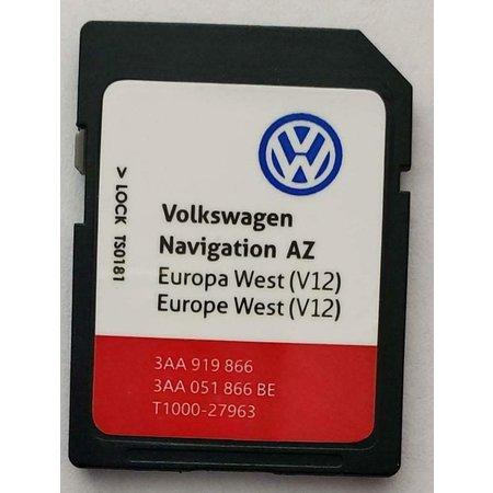 Here Navigation Update 2020, Western Europe V12 Art. 3AA051866BE