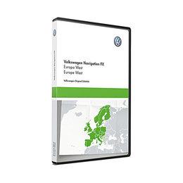 Here Update RNS310 Westeuropa V9 VW Navigation 3C8051884DA