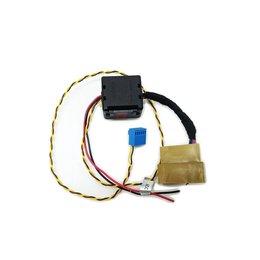 Volkswagen Plug & Play VW achteruitrijcamera interface conversie RGB naar video composiet NTSC Discover Media