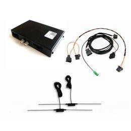 Tv-tuner Audi MMI 2G - Plug & Play USB MPEG4 en MPEG2