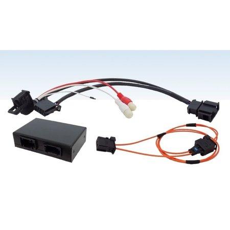 Audio-interface A2DP voor Audi MMI 3G High en Basic Bluetooth AUX AMI-streaming