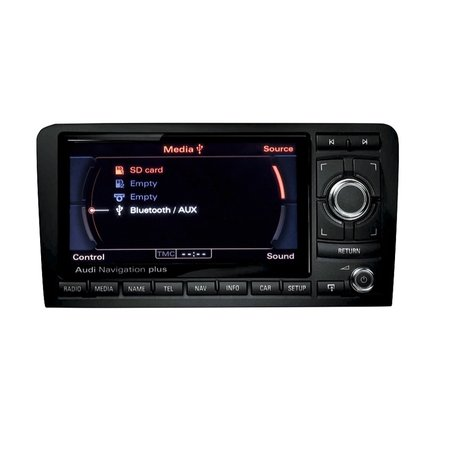 Audio-interface A2DP voor Audi RNS-E Seat Exeo Media Bluetooth AUX AMI-streaming