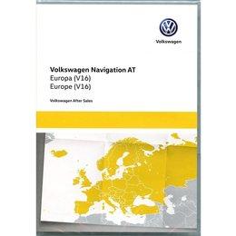 Here Discover Media Western Europe 2021 V17 VW Navigation 5G0919866BD