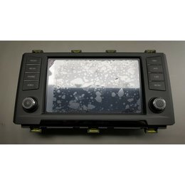 Seat Display scherm Monitor Seat ATECA 575 919 606 Discover media