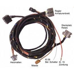Stoelverwarming - Kabel - VW T4 (-1998)