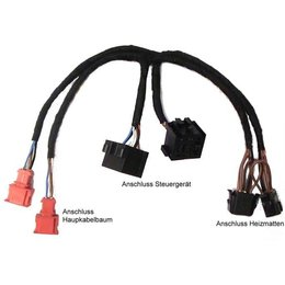 Seat Heating - Relay Harness - VW Golf 3 / Vento