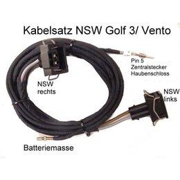 Fog Light Wiring - Harness - VW Polo 6N