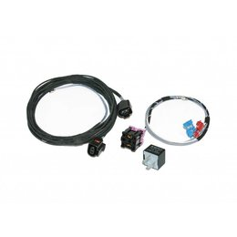 Fog Light Wiring - Harness - Audi A3 8L