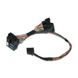 Cable set - Video in motion - VW MFD2, RNS510 / Skoda / Seat / Bentley