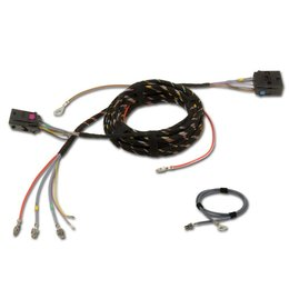 Stoelverwarming - Kabel - Audi A4 B6 / 8E