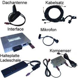 "Bluetooth-Freisprecheinrichtung - Retrofit - Audi Q7 4L- ""Complete"" - MMI 2G"