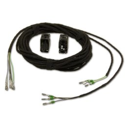 Automatische niveauregeling set - Kabel - Xenon - BMW E46