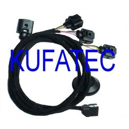 PDC Park Distance Control - Rear Sensor Harness - VW Phaeton
