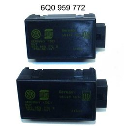 Relay (2 pieces) Heated seats VW Polo 9N, T5