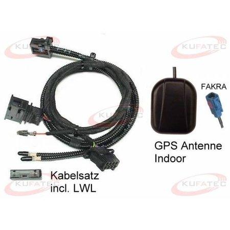 Anschluss-Set DVD Navigationssystem Audi A8 4E