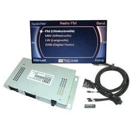 Komplett-Set digitales Radio DAB Audi Q7 4L - MMI 2G