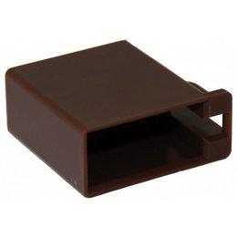 ISO - Luidspreker Socket Housing - 8-pins, 10PC