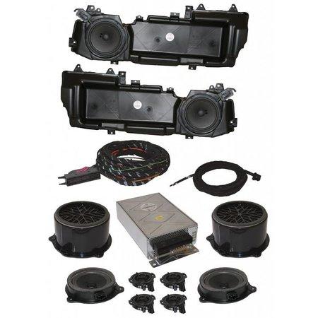 DSP Soundsystem -Complete-mit MMI Basic- Audi A6 4F