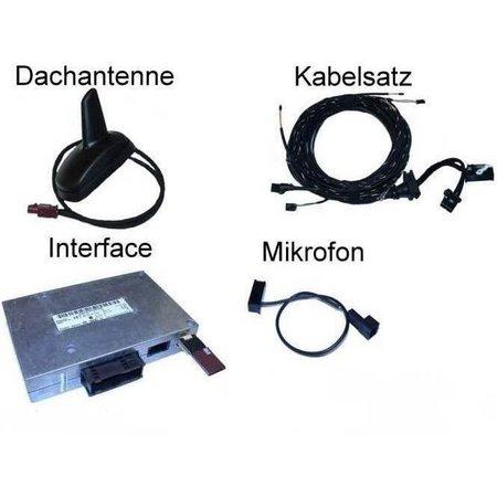 Bluetooth (met SAP) - Retrofit - Audi A5 8T - MMI 2G