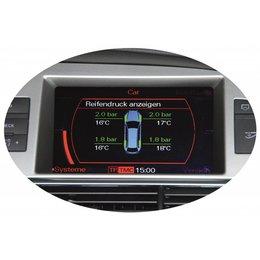 TPMS - Tire Pressure Monitoring - Retrofit - Audi A6 4F