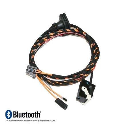 """Bluetooth Freisprech- Harness- Audi A4 8K, Audi A5 8T w / MMI """"Nur Bluetooth"""""""