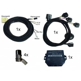 APS Audi Parking System - Rear Retrofit - Audi A4 B7