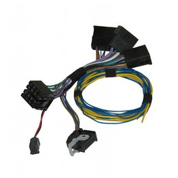 Mercedes-Adapter Kopfeinheit Comand 2.0