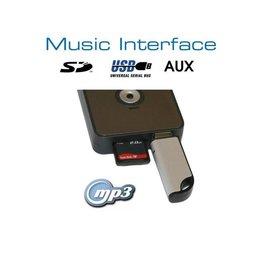 Digital Music-Schnittstelle - USB / SD - 8-poligen Anschluss - Hyundai,