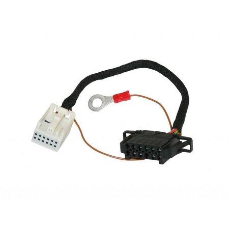Adapter - VW / Audi - Quadlock CD-Wechsler