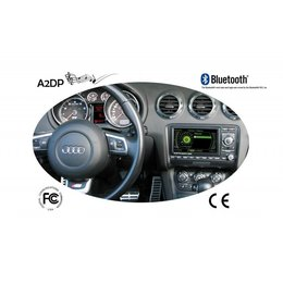 "FISCON Handsfree Bluetooth - ""Basic-Plus"" - Audi, Seat"