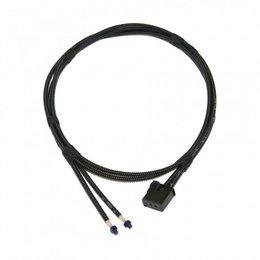 Fiber Optic Wire - MOST - 2x 1200mm w / beschermhoes