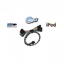 Kabelsatz AMI (Audi Music Interface) iPod für Audi A4 8K, A5 8T, Q5 8R CAN