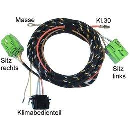 Stoelverwarming - Kabel - Audi TT 8J