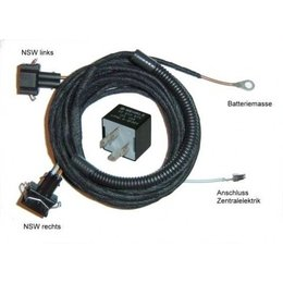 Fog Light Wiring - Kabel w / Relay - VW T4