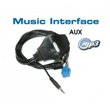 Digital Music-Schnittstelle - Jack - Mini ISO - Audi / VW
