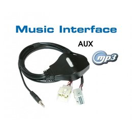 Music Interface Klinke - Quadlock Audi VW Seat Skoda