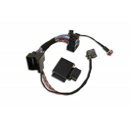 Video in beweging - VW MFD2, RNS510 / Skoda / Seat / Bentley met Switch