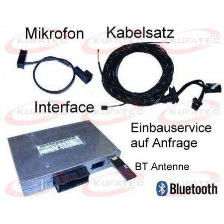 "Bluetooth handsfree kit - Retrofit - VW Golf 6 ""Bluetooth Only"""
