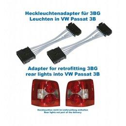 Facelift Rear Lights 3BG - Adapter - VW Passat 3B