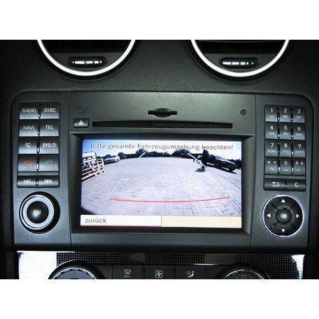 Achteruitrijcamera- Kabel- Mercedes M-Klasse W164, GL-Klasse x164