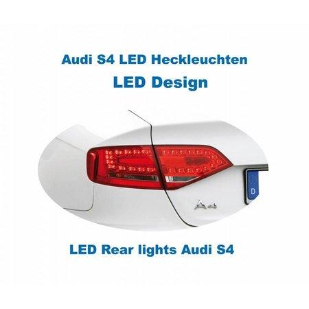 Bundle LED Heckleuchten Audi A4 / S4 Limousine